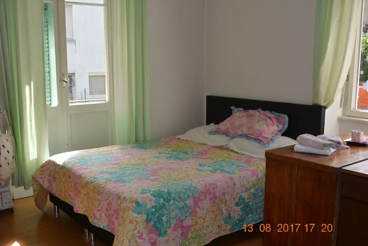 Cozy apartment near to Piazza Grande