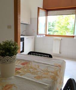 Ampio appartamento in zona centrale - Melfi