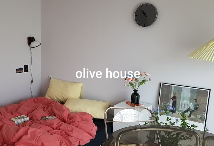 olive house : 올리브하우스