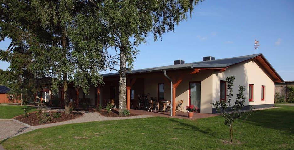 Ferienhaus, ideal f. Gruppen, Sauna