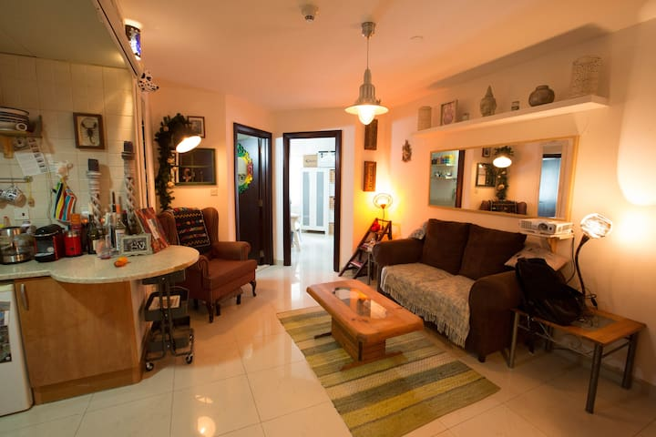 Arty and cosy 1-br next to Marina - 杜拜 - 公寓