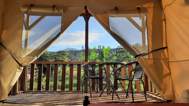 Glamping Las Colinas: a new experience!