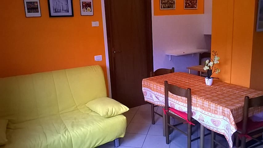Small appartment in Tabiano Terme