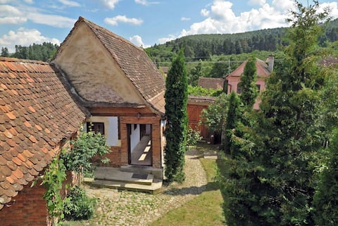 • CASA LOPO • Transylvanian farmhouse cottage