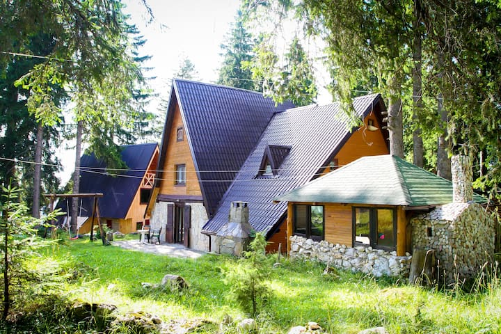 Dream Holiday Home on Mountain Vlasic, Travnik - Šišava - Casa de campo