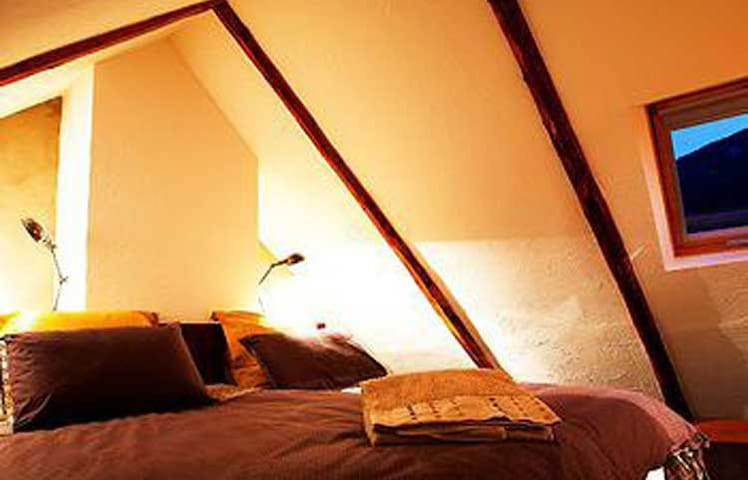 Chambre familiale pour 4 personnes - Péone - Bed & Breakfast