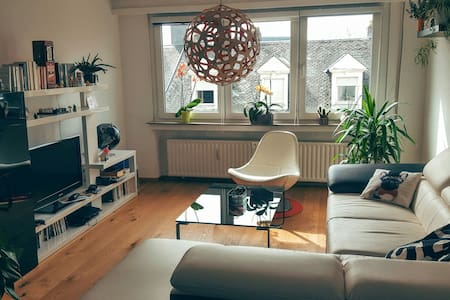 Nice 2 bedrooms flat with balcony - Luxembourg