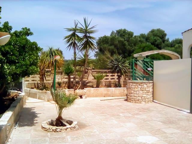 l'ulivo monolocale a san pietro
