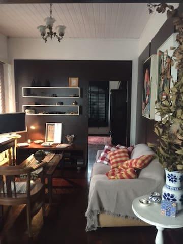 Apartamento vintage em Joinville - Joinville - Casa