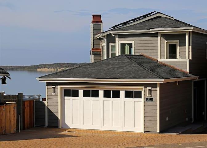 Craftsman Style Bay View Morro Bay Home
