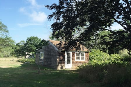 Peaceful getaway in historic Springs, East Hampton - East Hampton - Pension
