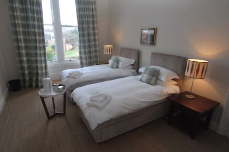 Large Superking/Twin Room - Edimburgo
