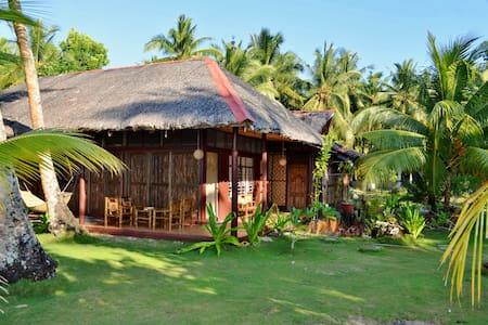 Siargao Island Beach Front Apartment 1 - House