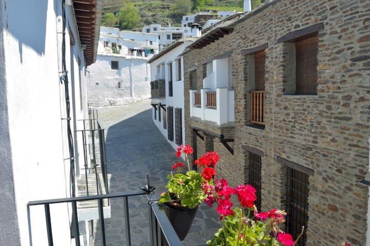 Habitación superior con balcón