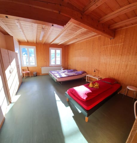 Eiger view Private Room