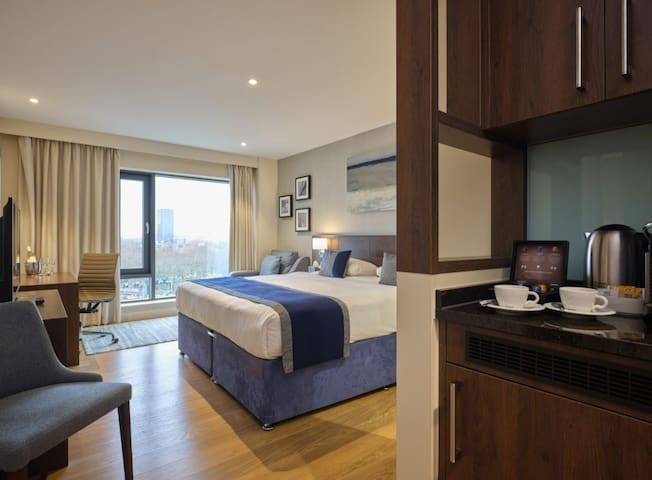 Luxury Aparthotel in Waterloo / London Eye area