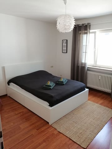 Cosy & clean apartment in Sachsenhausen centre
