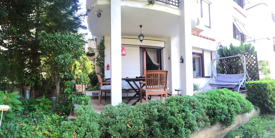 Cozy place with garden in Buyukada - Adalar