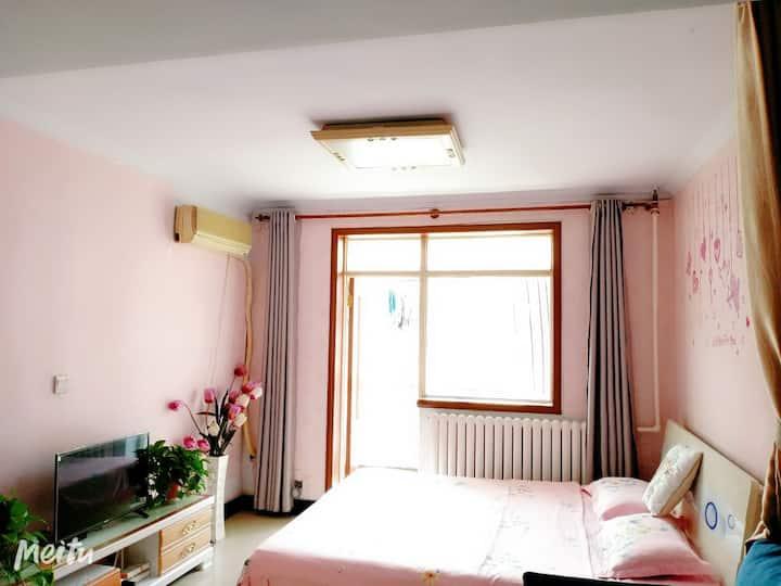 避暑山庄附近5分钟家庭公寓民宿(代售景点门票)