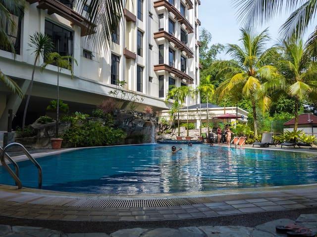@ Sentosa Gateway 近圣陶沙岛 - Singapur - Apartament