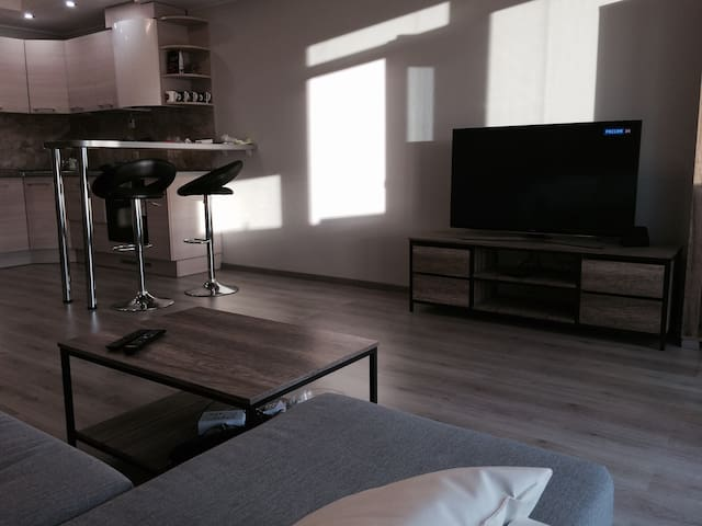 New, comfortable apartment in safe and quiet area - Vilnius - Flat
