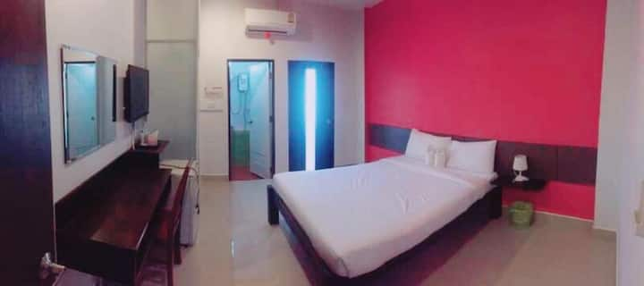 Standard Room at SP Residence Surat Thani