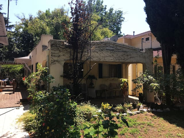 Charming 1930s Cottage and pet friendly!