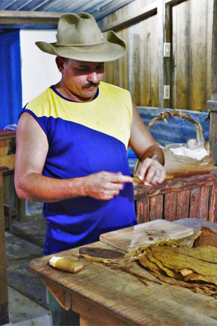 Tabacco preparation