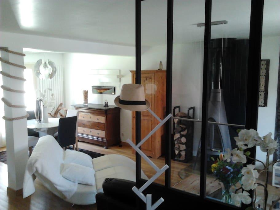 maison 1 chambre le havre au c ur de la normandie maisons louer le havre normandie france. Black Bedroom Furniture Sets. Home Design Ideas