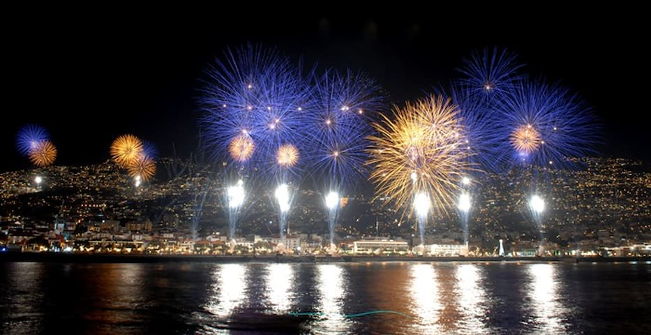 FUNCHAL - NEW YEAR - GUINESS RECORD 2017