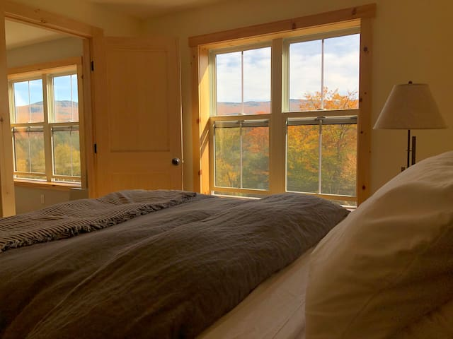 Private suite in new home w/ views & trail access