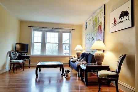 Amenities,Modern, Bright, Big 3BR condo WashU/Loop - University City - Wohnung