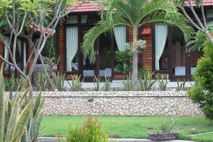 gepah garden cottage - Nusapenida - Penzion (B&B)