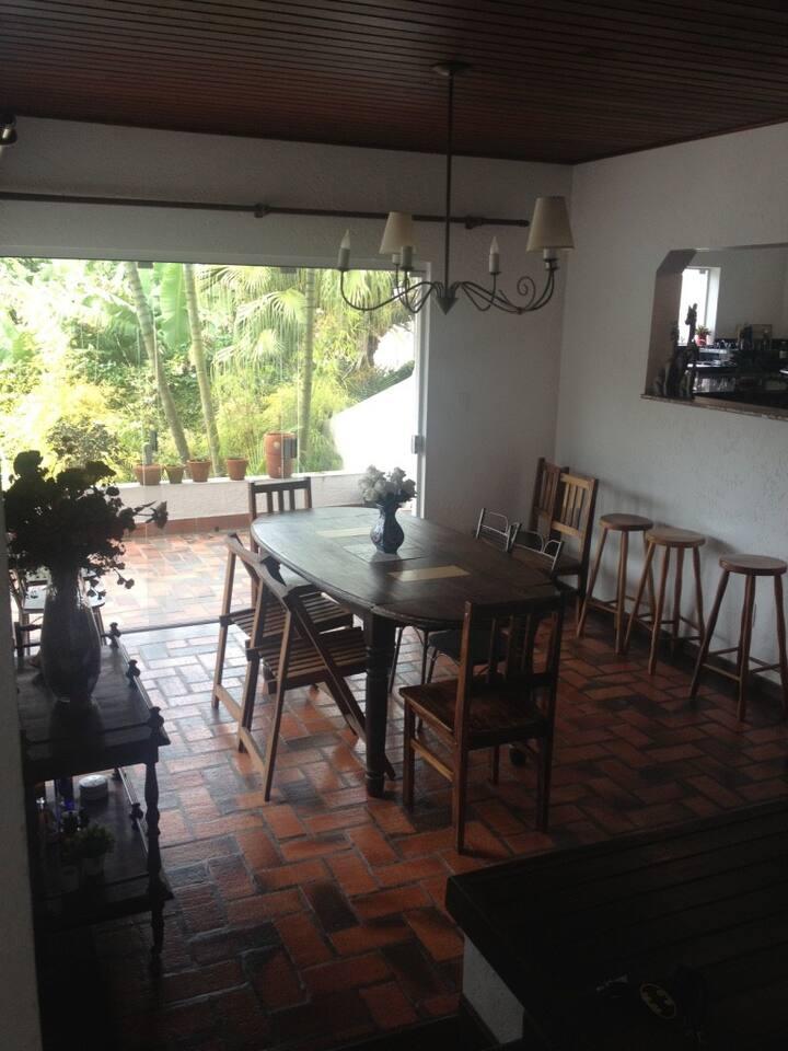 Casa Itaguaçu