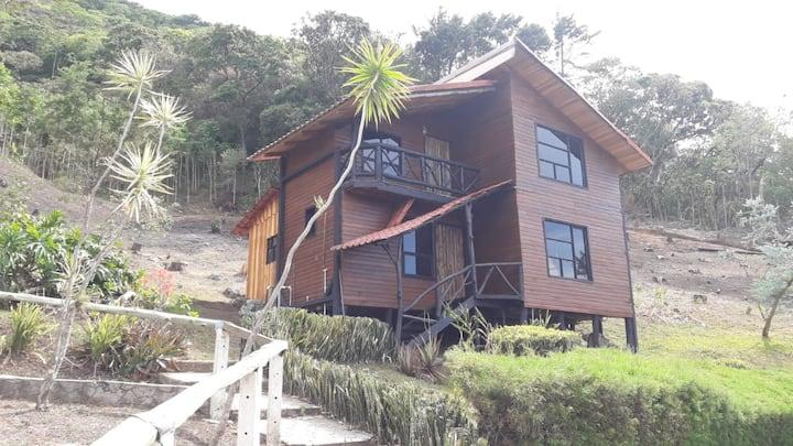 Cabaña rodeada de bosque, San José. Gran Vista! #2