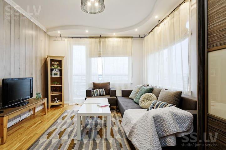 Saharova Suit Apartments