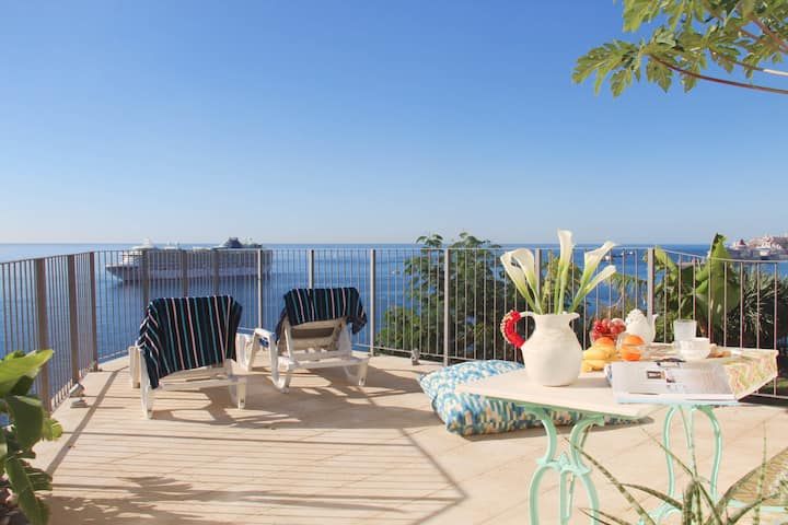 NEW! Eufemia´s Villa - Funchal Seaside Villas