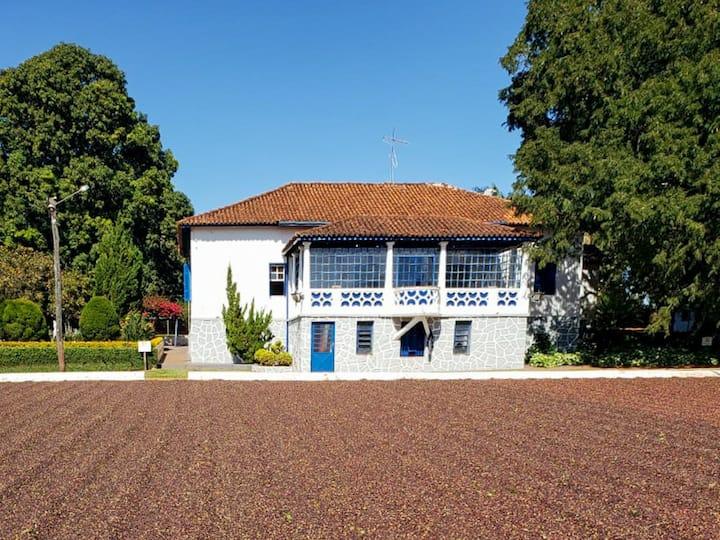Fazenda São João da Mata-Casa de Campo/Páscoa