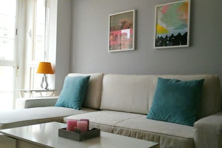 Cozy apartment next to the Metro - Madrid - Appartement