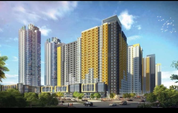 Studio @ new apartment in Sumarecon Bekasi