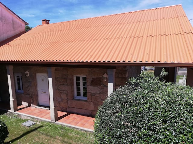 Casa rural en vilanova de arousa