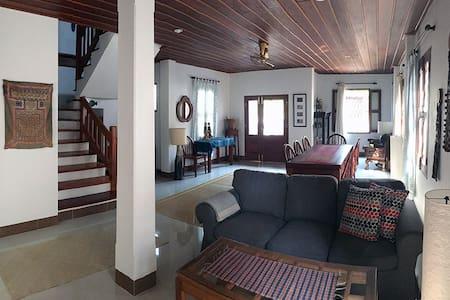 Modern, Art-Filled Home