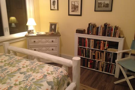 Rent a room at The Nick Adams Cottage