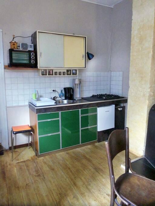 Die Wohnküche