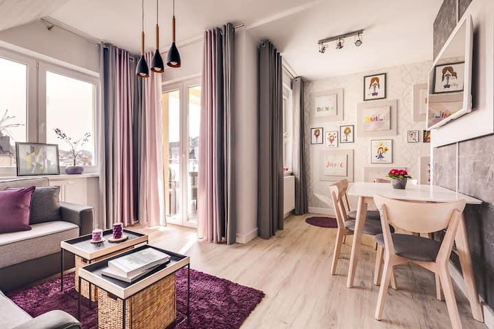 Apartament Agnes - tuż obok Term Cieplice