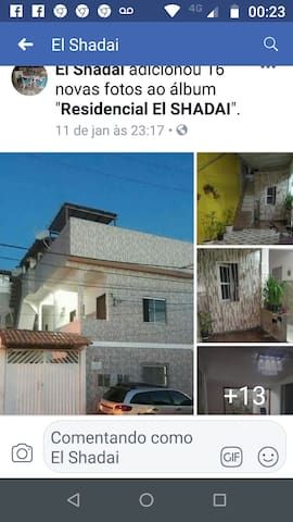Residencial El Shaday