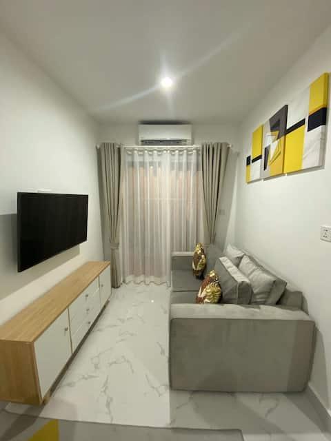 Lovely flat in Sihanoukville