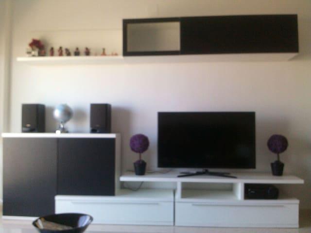 Piso moderno en Almussafes - Almussafes - Apartamento