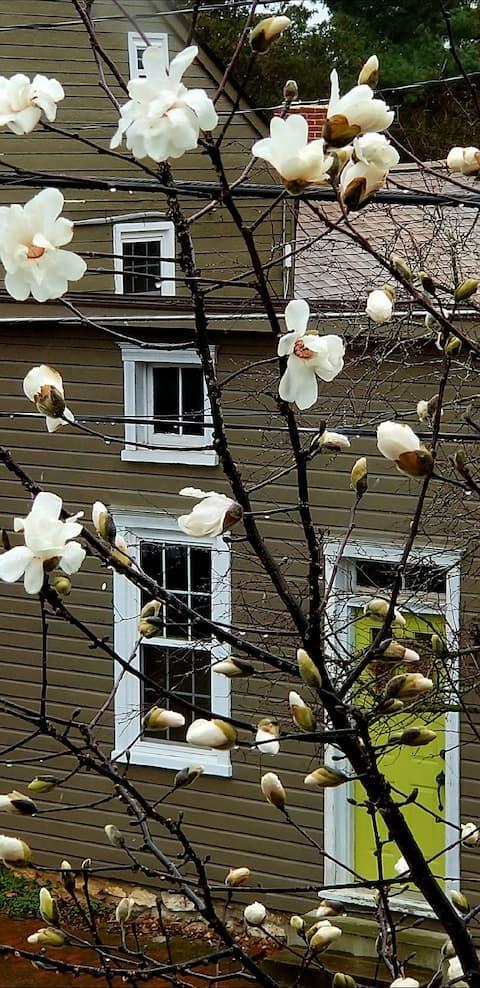 Charming Burkittsville 1747 Home