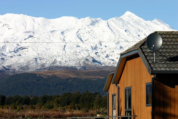 Tongariro Mountain Chalets @ Discovery Lodge